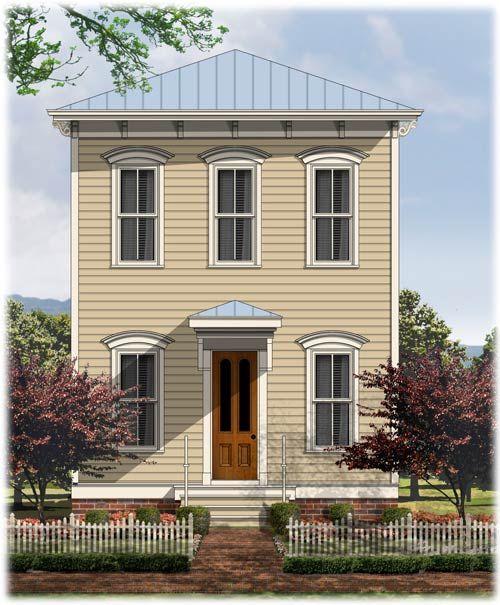Greek Revival Farmhouse Plans House