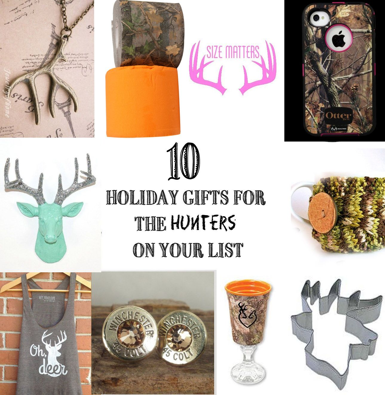 personalized hunting gifts for him