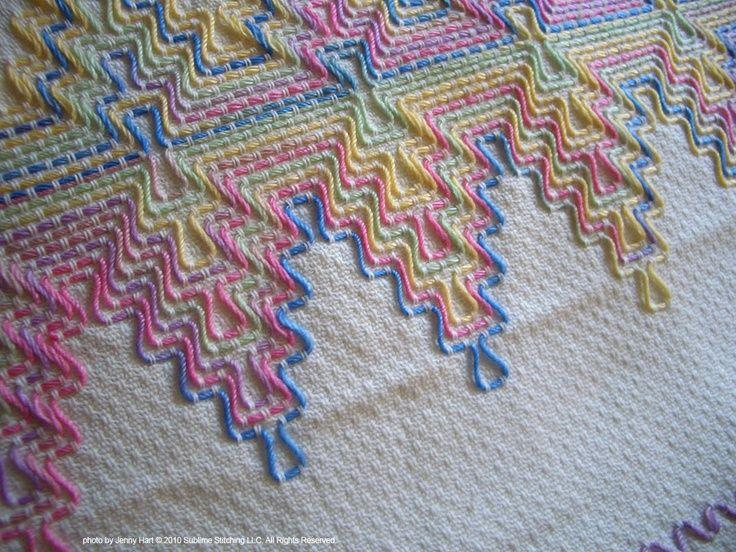 huck weaving - - Yahoo Search Results | Bordado Vagonite | Pinterest ...