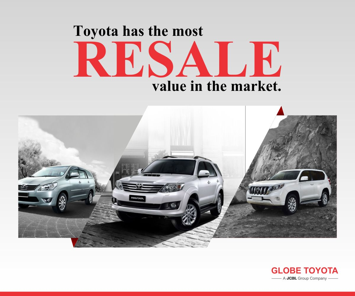DidYouKnow Which cars have the best resale value