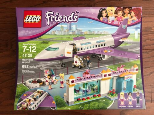 Lego Building Toys Building Toys Lego Friends Heartlake City Airport