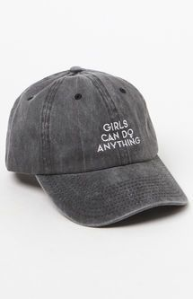 ef5e3f3d2c2 Girl Power Dad Hat