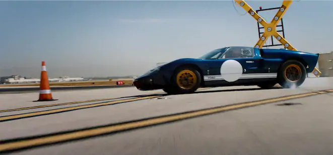 Ford V Ferrari Movie Trailer Accuracy V Entertainment In 2020 Ferrari Ford Movie Trailers