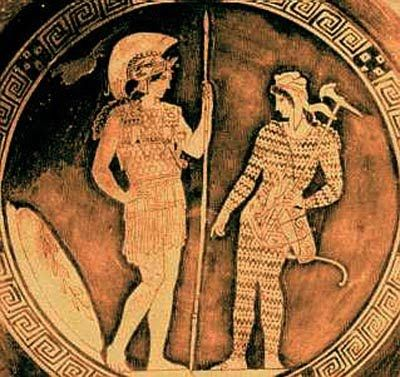 women in mythology She became an ardent feminist, but not an orthodox one her concern was not  with justice she hated the idea of put-upon, suffering women,.