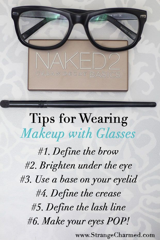 My Tips for Wearing Makeup with Glasses #style #shopping #styles #outfit #pretty #girl #girls #beauty #beautiful #me #cute #stylish #photooftheday #swag #dress #shoes #diy #design #fashion #Makeup