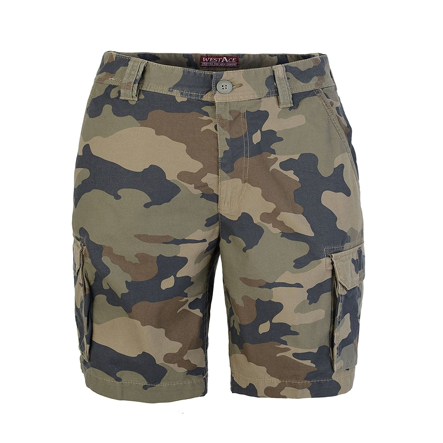 1fd4483b2f Men's Clothing, Shorts, Mens Army Cargo Combat Shorts Casual Work Cotton  Chino Camo Half Pant - Khaki Camo - CR180ACA0GI #men #fashion #clothing  #style ...