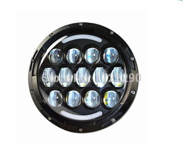 114.00$  Watch here - http://alivva.worldwells.pw/go.php?t=32626183945 - 7 inch 78W High Lumin LED Auto Headlight Hi/Low Beam Waterproof Emark For Wrangler 4x4 Vehicle Motorcycle 114.00$
