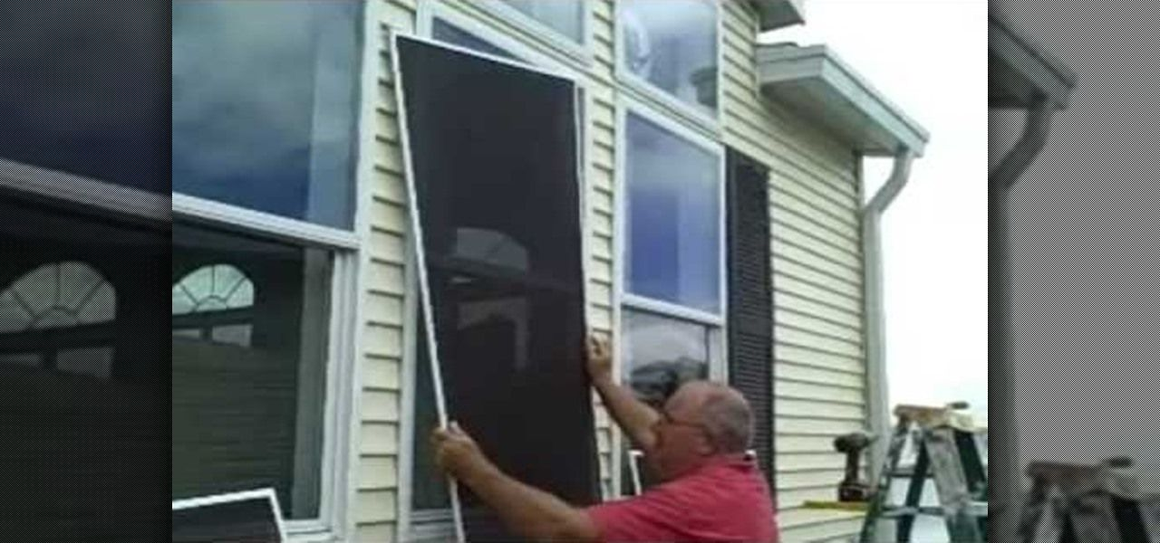 How To Install Solar Window Screens Solar Screens Window Solar Screens Solar Windows
