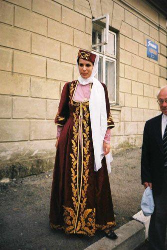 Traditional Lebanese dresscostume  Traditional Costume