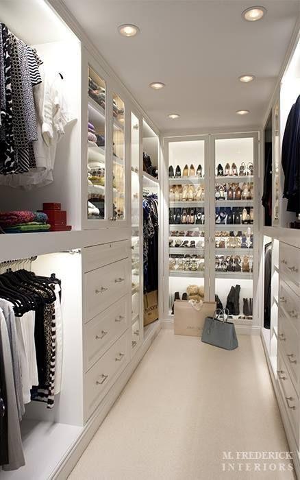 Organiza un vestidor a tu medida! | my loveee