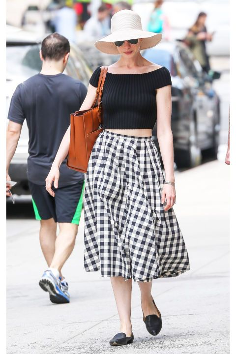 51736338 Actress Anne Hathaway is spotted out and about in New York City, New York with a friend on May 10, 2015. Anne and her beard sporting friend were on their way to Anne's play 'Grounded,' which runs through May 24th. FameFlynet, Inc - Beverly Hills, CA, USA - +1 (818) 307-4813