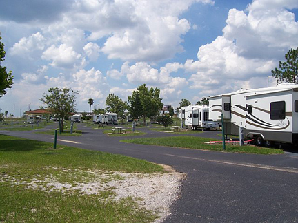 Theme World Rv Resort At Davenport Orlando Florida
