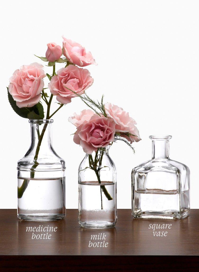 Bud Vases Bulk Mini Glass Bud Vases Wholesale For Events Bud Vases Wedding Vases Clear Glass Vases
