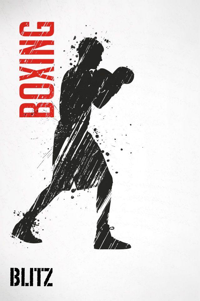 Blitz Boxing Iphone Wallpaper 960 X 640 Tatuajes De Boxeo Boxeo Dibujos Fotos De Boxeo
