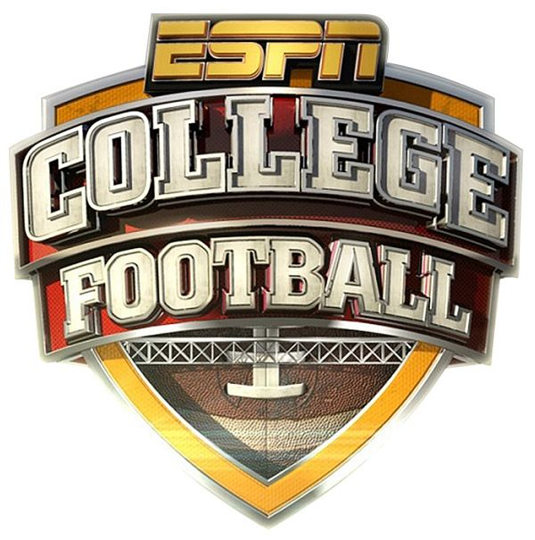 Nuevo Logo De Espn College Football Vecindad Grafica Diseno Grafico Futbol Futbol Americano Colegial Disenos De Unas