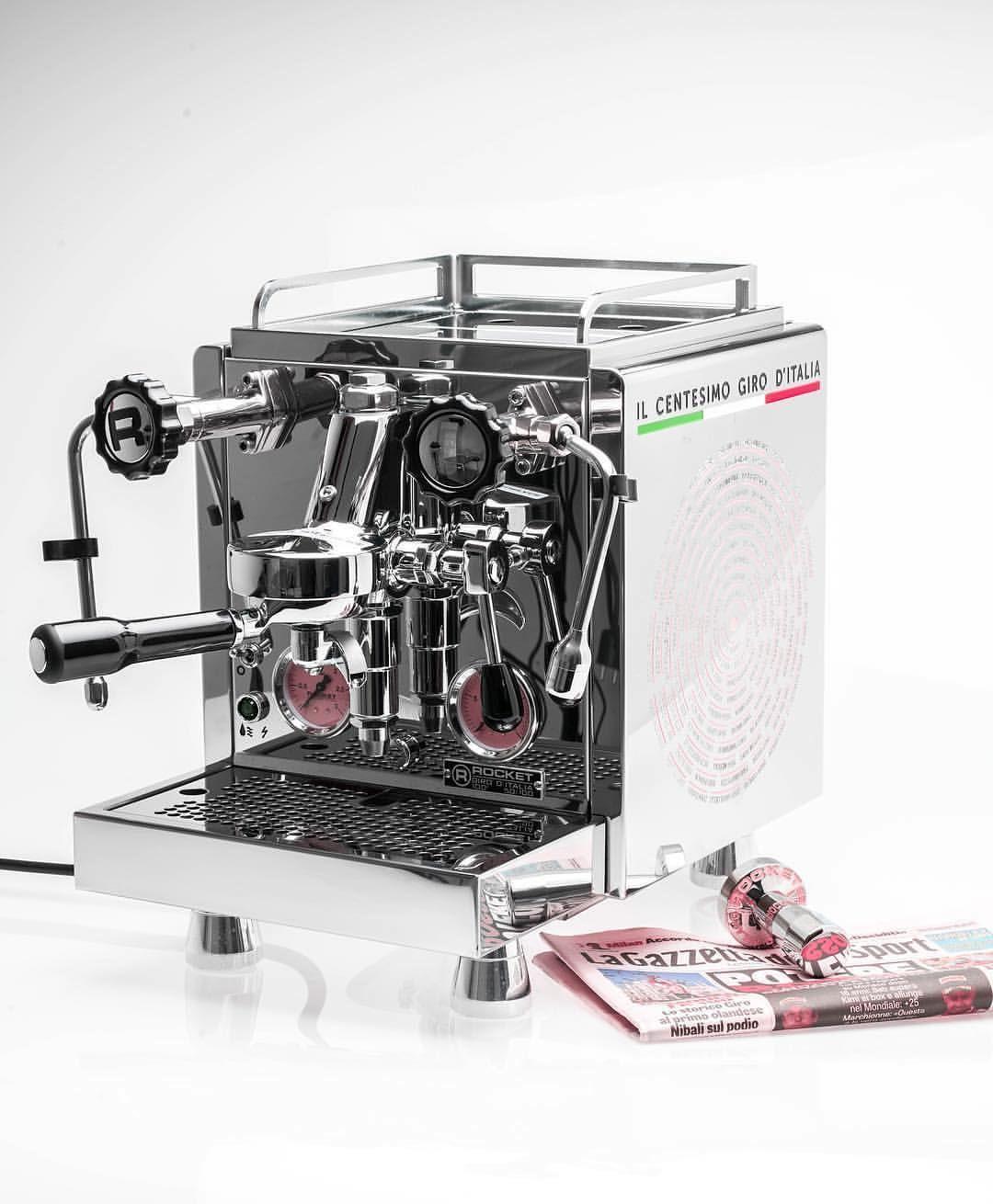 125 vindikleuks, 2 reacties Rocket Espresso New