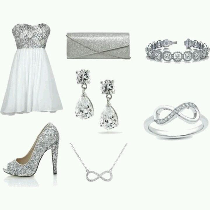 All Things Silver | All things sparkly silver!