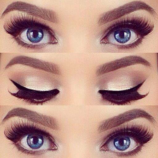 Create bigger, fuller, more inviting Eyes with Motives collection of False Eyelashes. Click to Order! #Makeup #eyes #Eyelashes
