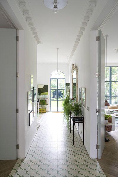 Une maison victorienne à la décoration so British Future, Room and
