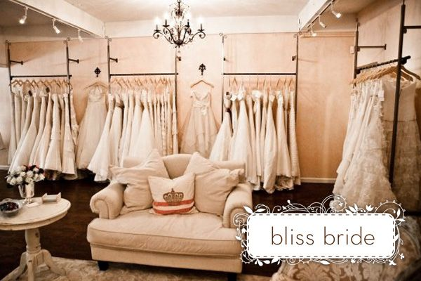 Bliss Bride Boutique Interior Love Teh Chair And Muted Colors Sonia