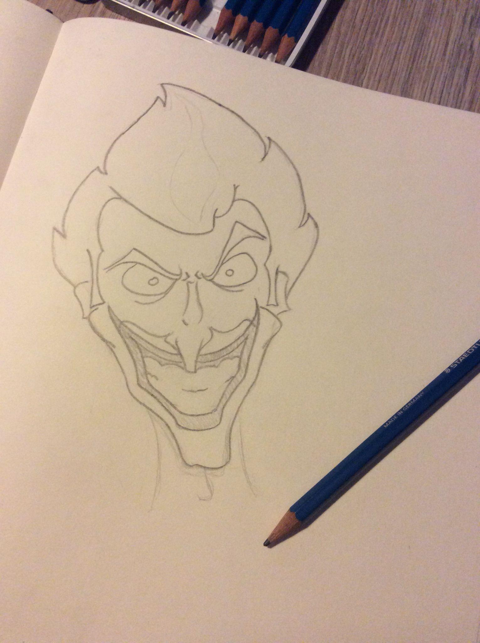 The Joker - a work in progress