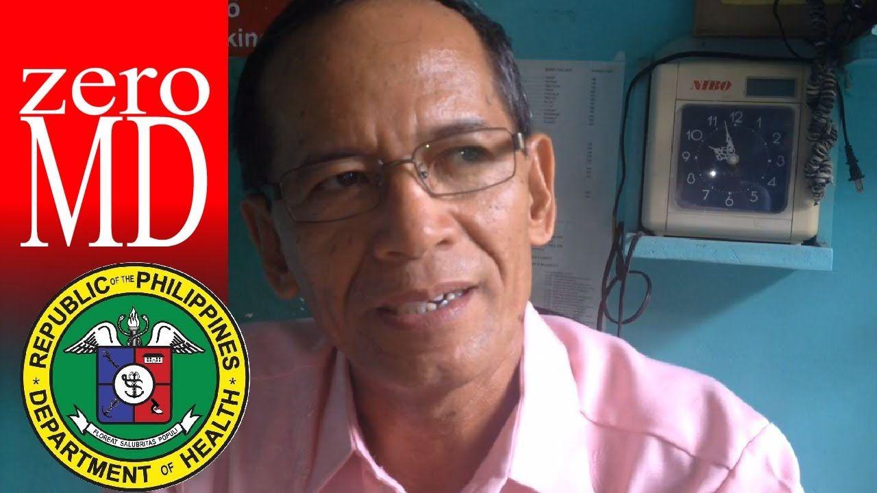 Barangay Captain On Aksyon Barangay Kontra Dengue Dengue Awareness