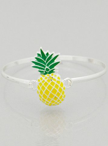 Happy Pineapple Bracelet