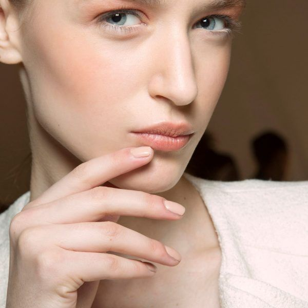In The Nude - While nude lipstick was the most-searched lipstick shade of 2016, we're predicting that pale nude nailswill steal lipstick's thunder this year. Perfect for low-maintenance girls, try a color that matches your skin tone.