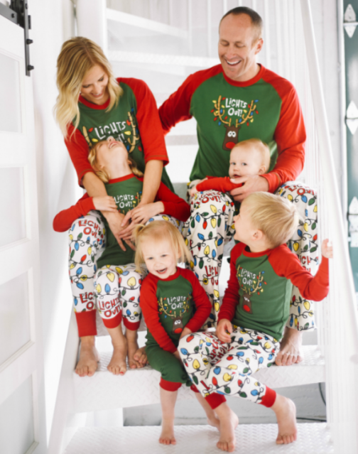 Matching Pajamas!!! Fun pajama sets for the whole family! Get ...