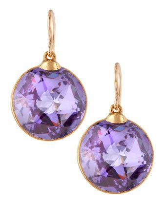 Devon Leigh Lucky Star Cubic Zirconia Drop Earrings qvKMaMtOPi