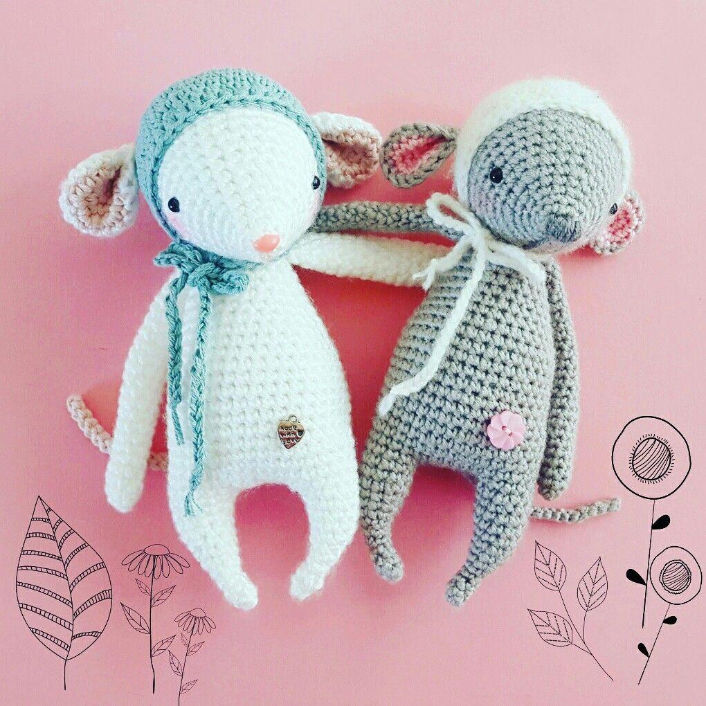 Anleitung Mimimaus Pattern Amigurumi Crochet Amigurumi Pinterest