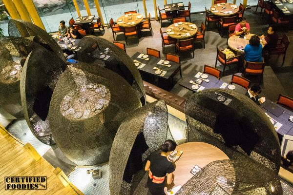 Lilypods Inside Wafu Restaurant In Greenhills