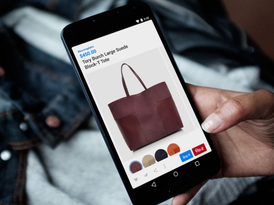 Pinterest has created a dedicated page for buyable Pins so its users will end up spending more money on Pinterest.