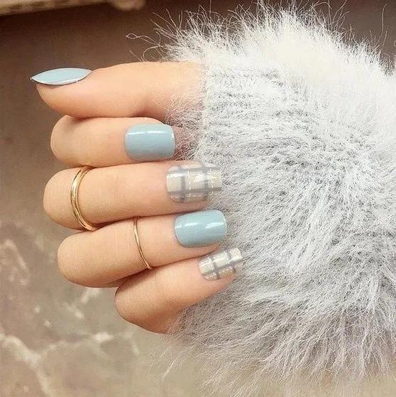 45 Popular Fall Nail Colors for 2020 | Fall nail colors, Popular nail colors, Autumn nails