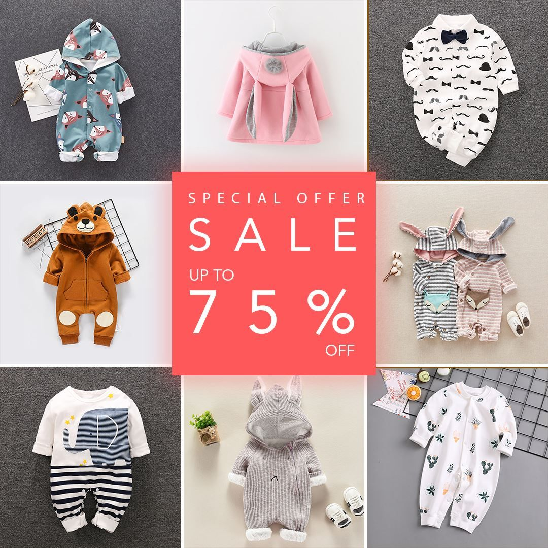 e92f37dcc SHOP ONLINE WITH PATPAT Up to 90% OFF Apparel for Kids and Babies ...
