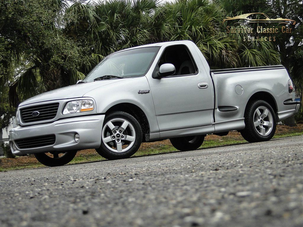 2001 Ford F150 Survivor Classic Car Services Tampa 2221 South Dock Street Palmetto 34221 In 2020 Svt Lightning Classic Cars Ford F150