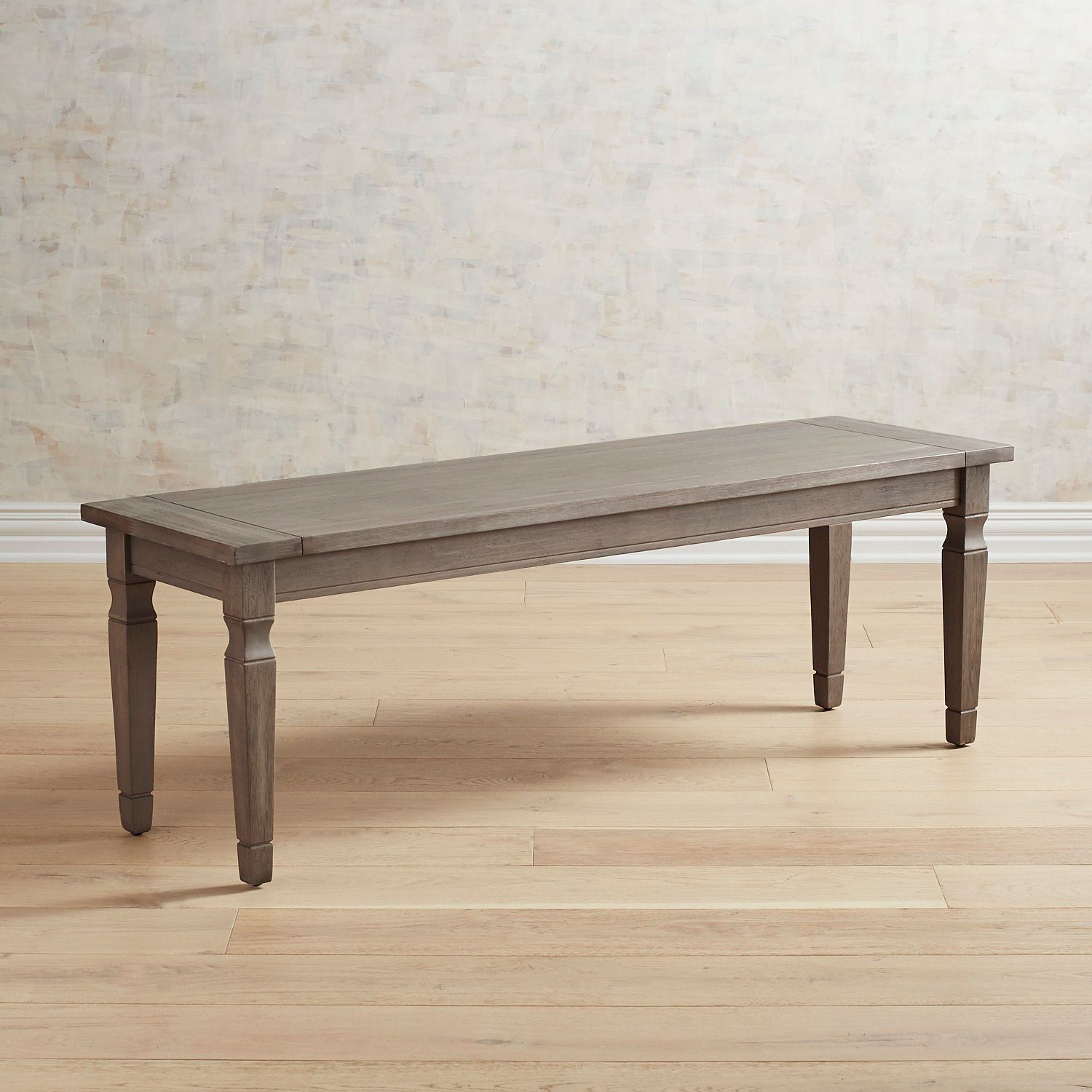Miraculous Bradding Shadow Gray Bench Bench Pier 1 Dining Table Ocoug Best Dining Table And Chair Ideas Images Ocougorg