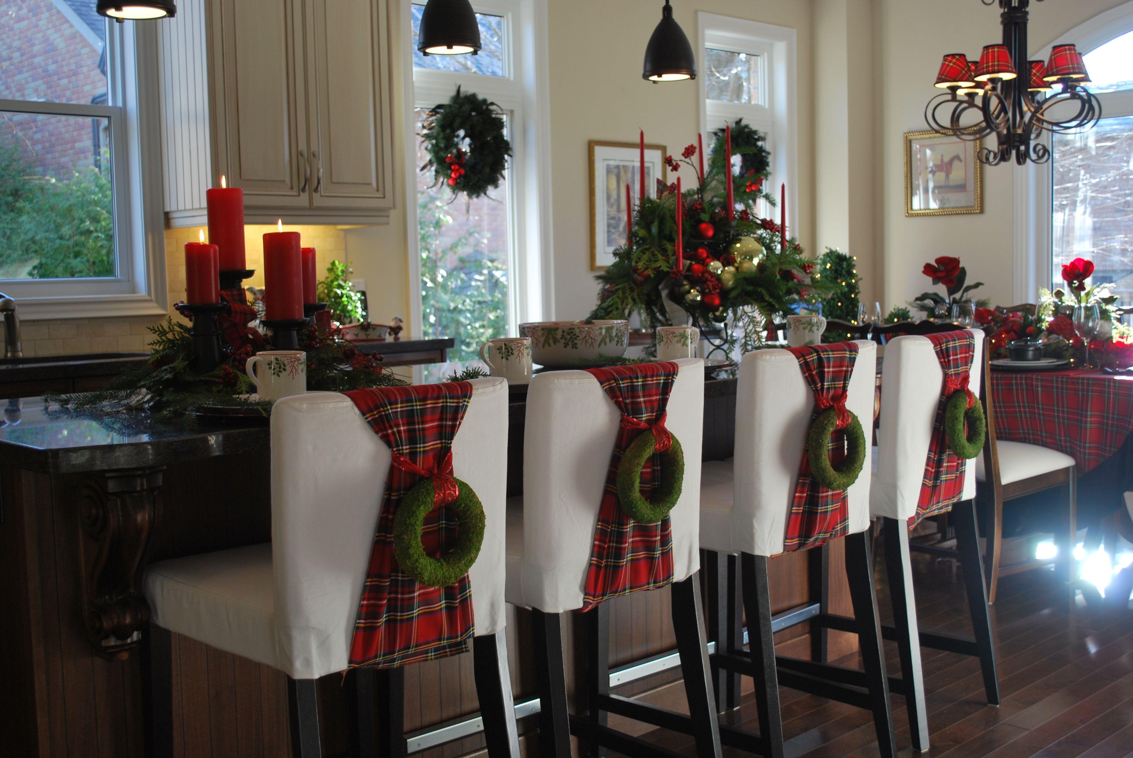 Christmas Chair Design Designed By Carolyn Mauro Establo Design