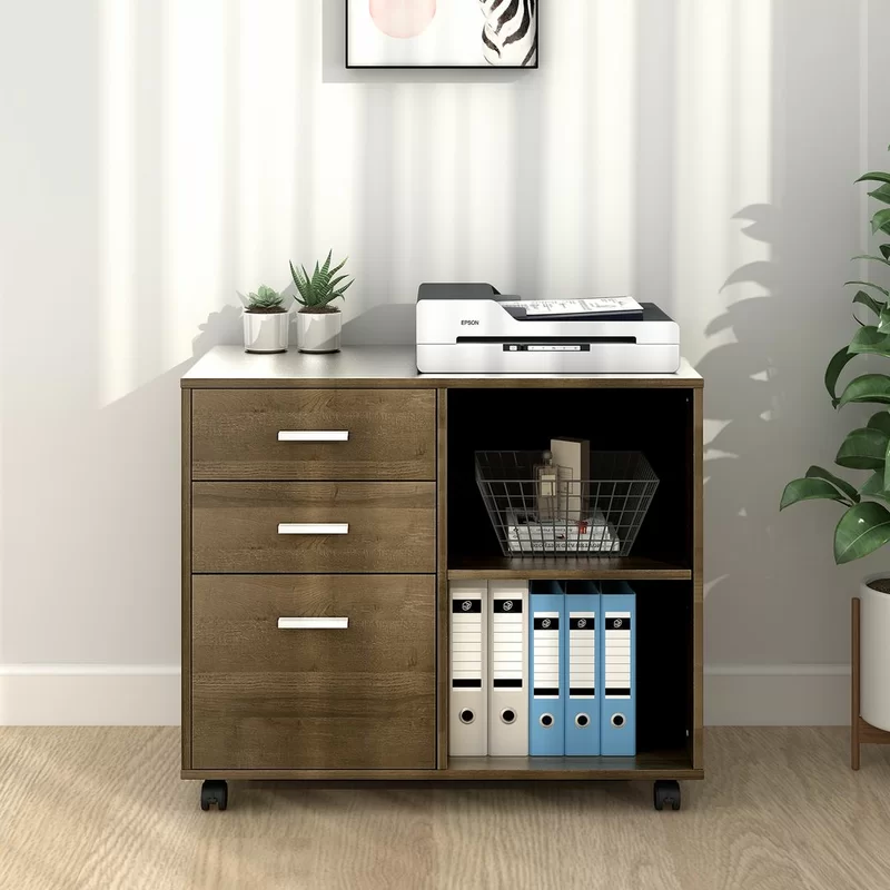 Newfields 3 Drawer Lateral Filing Cabinet Filing Cabinet Cabinet Drawer Filing Cabinet