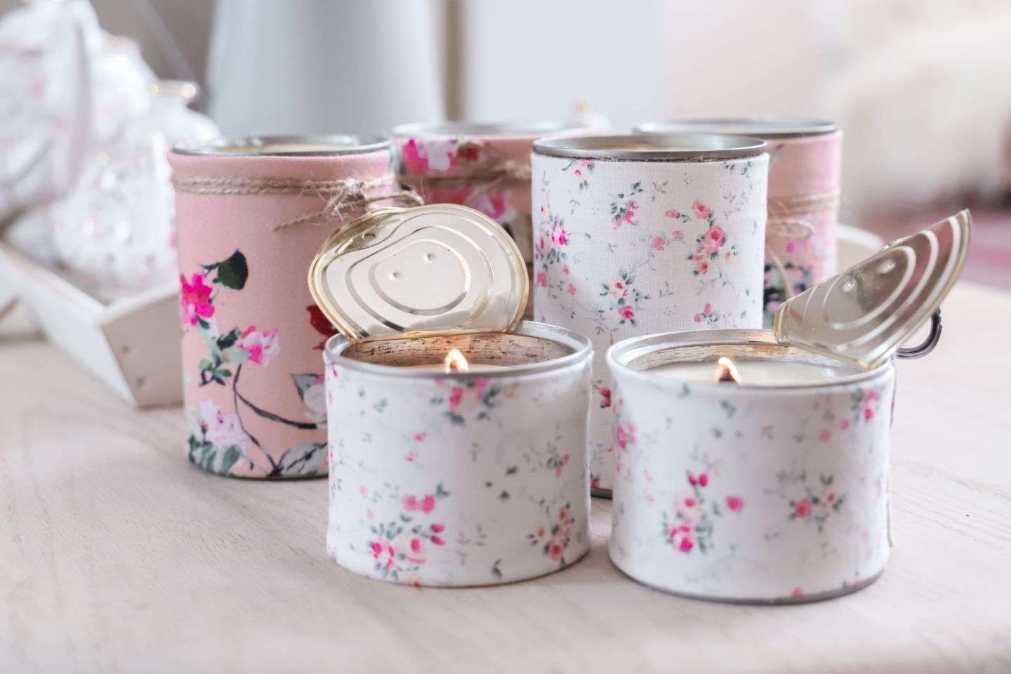 Most recent Photo Scented Candles tin can Ideas Prior to the make use of power candle had been the one synthetic gentle source Candle are working