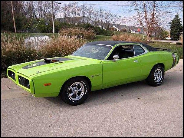 Dodge super bee 1972