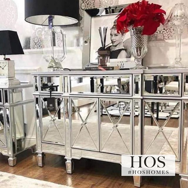 WOW! The Regency Mirrored Sideboard! Only 599.99 Was 699