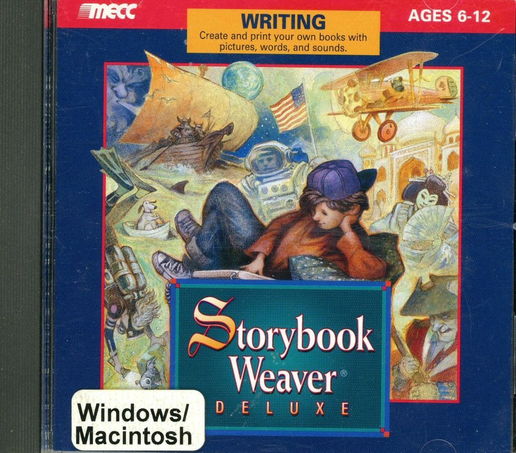 111.1928 Storybook Weaver Deluxe video game PC Games