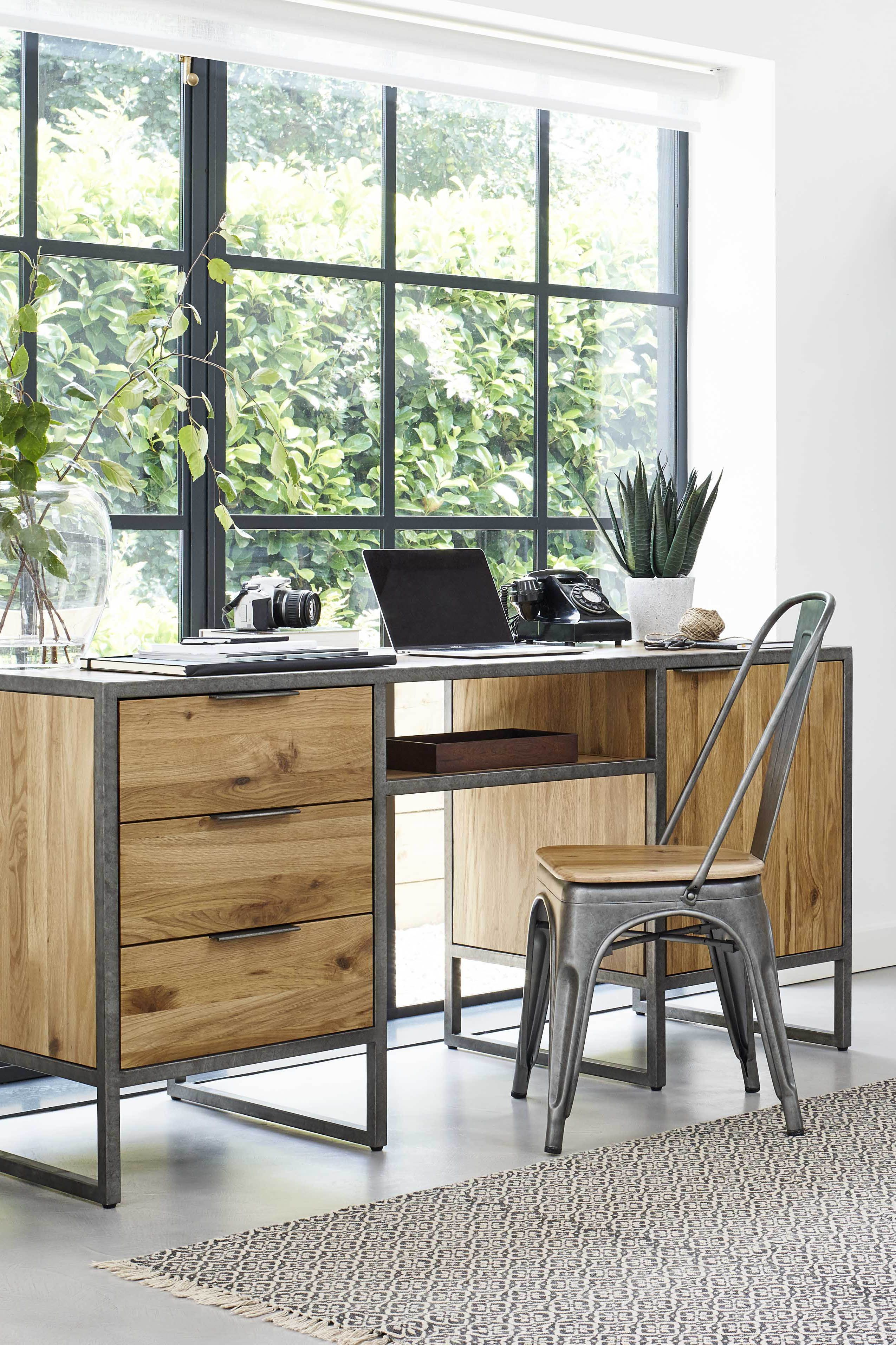 A Welcome Addition To The Modern Home Office This Stylish