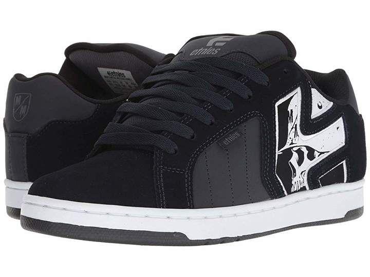 Etnies Mens Metal Mulisha Fader Skate Shoe