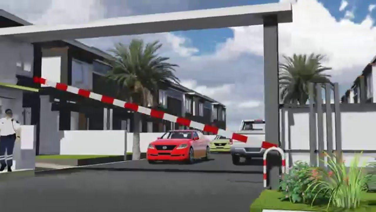Model Desain Gapura Minimalis Model Dak Cor Gate Design In 2018
