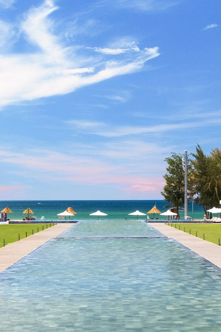 Pullman Danang Beach Resort Da Nang Vietnam Luxury Beach