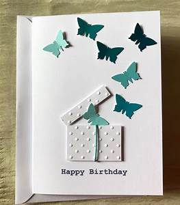 Guitar Birthday Card Template Best Of Butterfly Release Birthday Card Craft Homemade Birthday Cards Handmade Birthday Cards
