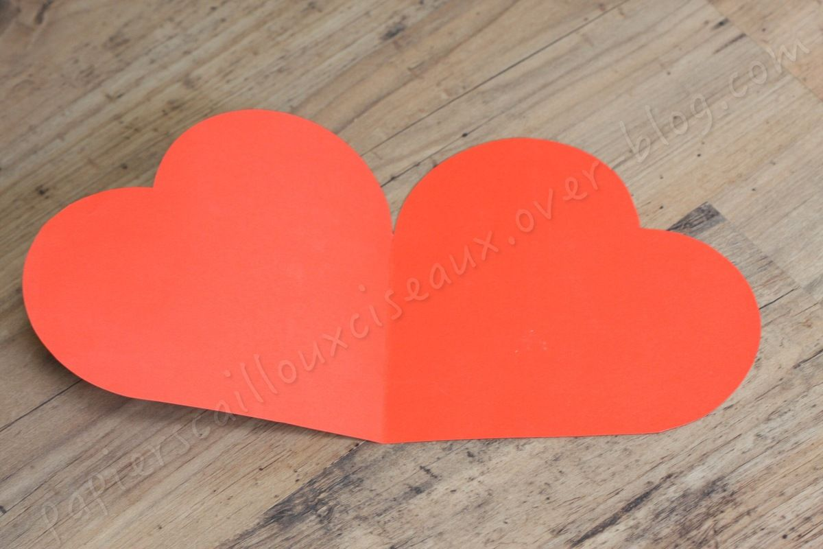 Carte Coeur Cartes Coeur Anniversaire Coeur Carte