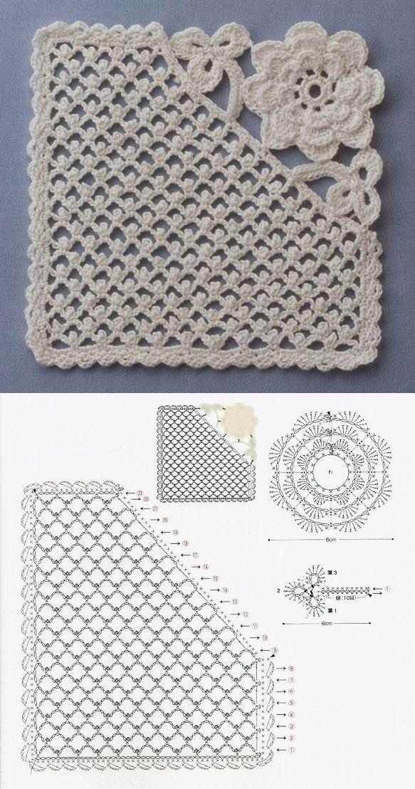 Beautiful crochet pattern | DIY and Tutorials / Мастер-классы ...